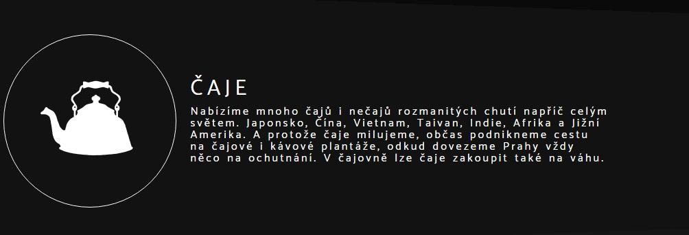 čajovna Praha 1
